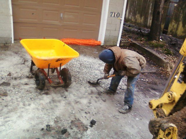how to clean sewage spill in crawl space