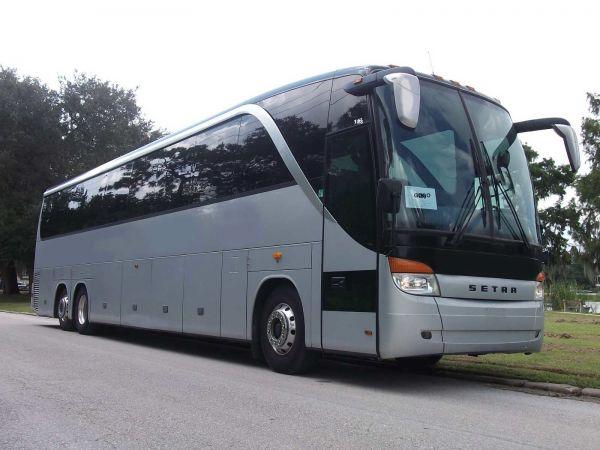 Miami Charter Bus Charter Buses in Miami fl