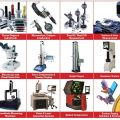 Measuring equipment, gages, inspection equipment