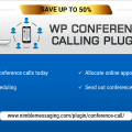 Telephone Conference Calling | Conference Calling Plugin | Audio Conferencing