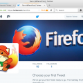 Unable to find a matching set of capabilities Firefox portable