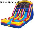 Dual Lane Waterslide Rental
