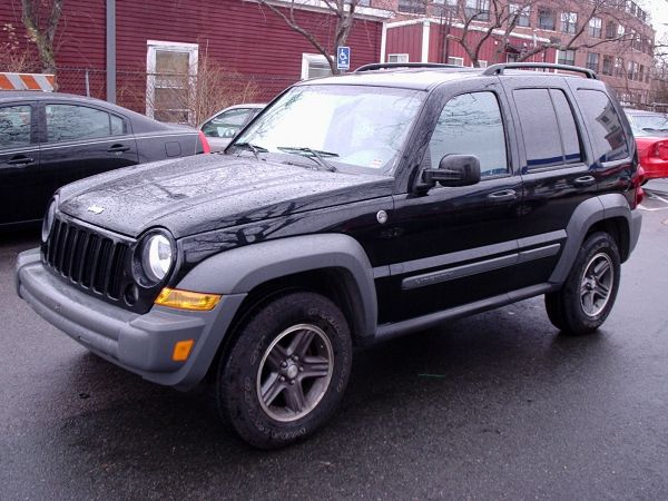 Jeep Liberty Mpg >> 2005 Jeep Liberty Sport 4x4 Black Auto 52k Miles Ipod