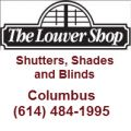 The Louver Shop Columbus designs and installs plantation shutters, wood shutters, blinds and shades in Columbus.