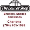The Louver Shop Charlotte custom shutters, plantation shutters, window shutters, wood shutters, shades, blinds, window treatments, blinds and shades, window shade, sun shade, window blinds, window shades, sun shades, roman shades, Hunter Douglas, hunterdo