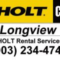 HOLT CAT Longview Caterpillar dealer for Cat equipment sales, service, parts & rentals for heavy equipment machinery, construction & generators.