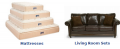 CF Mattresses & Living Room Sets
