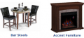 Bar Stools & Accent Furniture
