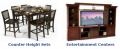 CF Counter Heights Sets & Entertainment Centers