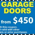. Garage Doors Coupon