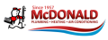 McDonald Plumbing, Heating & Air Conditioning