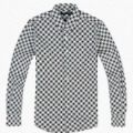 Black & White Shirt For Men