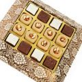 Chocolate Mithai Tray