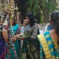 Pongal Celebration at Vee Technologies - 2017.