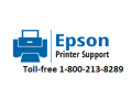 Epson printer technical support number 1-800-213-8289