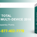 Support 1-877-402-7778 to Fix Kaspersky Total Security Error