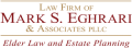 Law Firm of Mark S. Eghrari & Associates PLLC