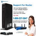 Support for Routers