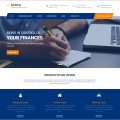 Accounting WordPress Theme for Charted Accountants