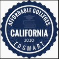 EDsmart Names 2020'sMost AffordableColleges in California