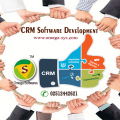 CRM software development company Mumbai