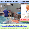 Laparoscopic Nephrectomy by Dr. Rajesh Ahlawat Compassionate Surgical Care at Every Step of the Way