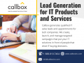 Lead Generation for Information Technology - IT Leads