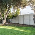 Security-fence-Concrete wall systems
