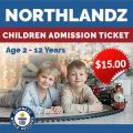Children Ticket (Age 2-12)