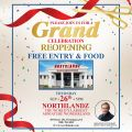 Northlandz Grand re-opening Ceremony: