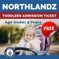 Toddlers Ticket (Under 2)