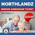 Seniors Ticket (Age 62+)
