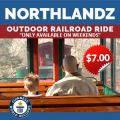 Out Door Train Ride Ticket Per Person