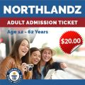 Adults Ticket (Age 12-62)