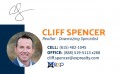 Cliff Spencer, Realtor