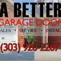 A Better Garage Door