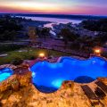 Beauty of Lake Travis with Lake Travis custom home builder