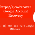 Https: //g. co/recover for Google Account Recovery