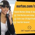 Request Norton Setup