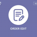 Edit Order for Magento 2 Extensoin by FMEextensions