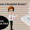 How to Reset a ReadyNet Router? Call Now 1-844-416-7054