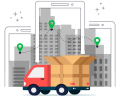 DxMinds Revealed the Development Cost of hyperlocal delivery market/Service Delivery Mobile App