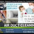 Air Duct Sanitizing and Disinfection