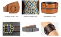 5 Types of Belt Buckles to Look Stylish Effortlessly