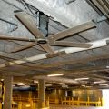 High-Volume Low-Speed (HVLS) Fan is Best for Warehouses in Allentown, PA