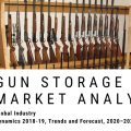 Increase in Disposable Income to Boost the Gun Storage Market