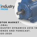 Increased Industrial Production across the Globe to Drive the Motor Market
