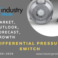 Industrial Sector to Boost the Global Differential Pressure Switch Market
