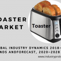 Increasing Purchasing Power across the Globe to Boost the Toaster Market